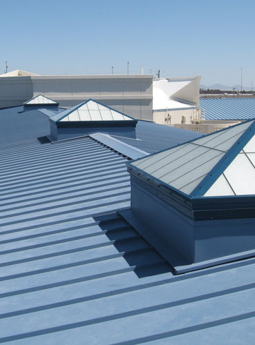 Commercial Roofs in Dallas, TX C.J. Hewitt Construction