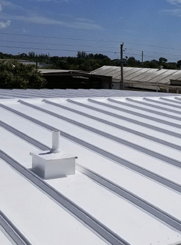 Roof Coating Company in Dallas | C.J. Hewitt Construction
