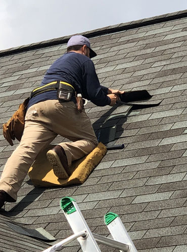 Shingle Roofing Contractors in Dallas C.J. Hewitt Construction